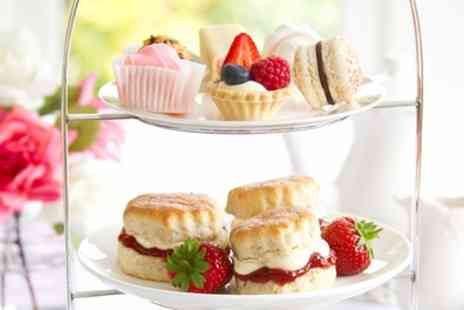 Warbrook House Hotel - Traditional or Sparkling Afternoon Tea for Two or Four - Save 37%