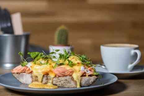 Hepworths Deli and Kitchen - Brunch of Choice with Coffee or Cocktail for Two or Four - Save 32%