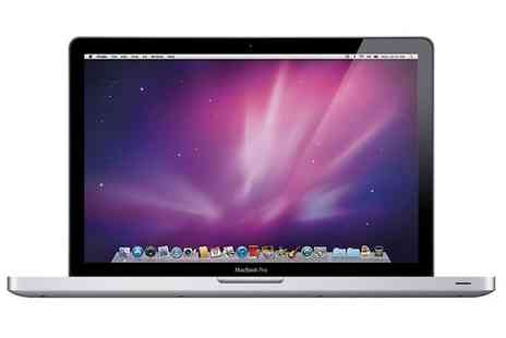 GoldBoxDeals - Refurbished Apple MD101 MacBook 500GB Hdd Core i5 Processor With Free Delivery - Save 0%