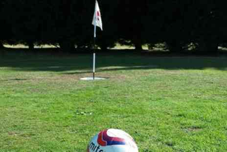 The Adventure Learning Charity - Footgolf for Two or Four with The Adventure Learning Charity - Save 50%