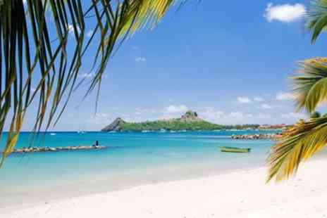 Southall Travel - Four star 7 night all inclusive St Lucia escape with flights - Save 0%