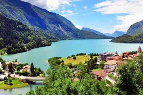 Travel Interaction - Seven night Lake Molveno holiday incuding meals & car hire - Save 0%