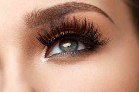 The Salon Hair and Spa - Individual eyelash extension treatment - Save 0%