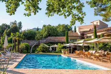 Hotel & Spa Cantemerle - Four Star Relaxation on the French Riviera for two - Save 42%