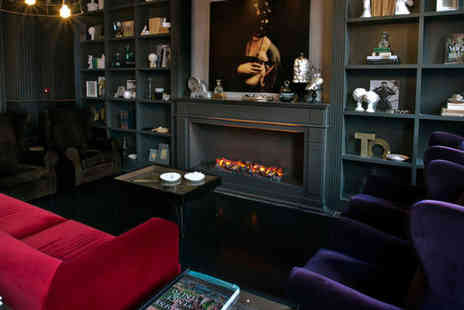 Fifty House - Five Star Boutique Design Hotel in the Heart of the City for two - Save 77%