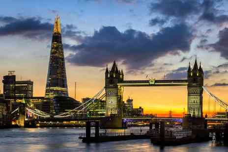 Thames Party Boats - Four hour Thames party boat cruise ticket, departing from Westminster Pier on Fri 25th May or Tower Pier on Sat 30th June - Save 40%