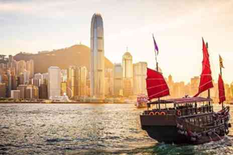 Cathay Pacific - New direct flights to Hong Kong from Dublin return - Save 0%