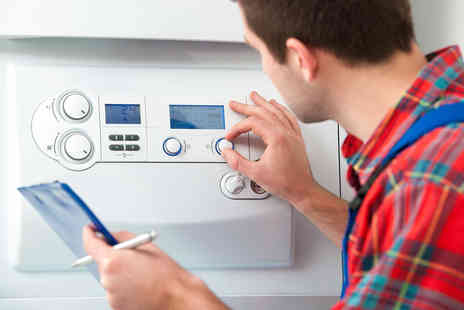 Brave Gas Services - Full boiler service and full gas safety inspection - Save 52%