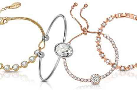 Neverland Sales - Mestige Bracelets with Crystals from Swarovski With Free Delivery - Save 71%