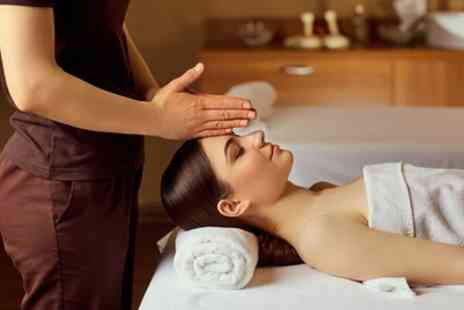Hairstyle by Chandla - Full Body Massage and Mini Facial - Save 40%