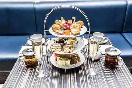 The Montcalm - Afternoon tea for two or include a glass of bubbly each - Save 52%