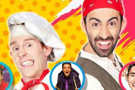 BlueMill Trading - Two tickets to Kidz Big Bash 2018 on bank holiday Monday 28th May - Save 57%