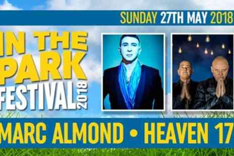 In The Park Festival - One Ticket to In The Park Festival with Food and Drink Vouchers on 27 May - Save 35%