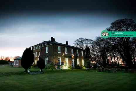 Rowley Manor Hotel - Overnight stay for two with breakfast include two course dining or two nights and two course dining on one evening - Save 67%