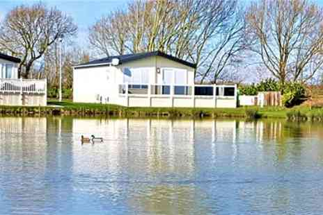 Sycamore Farm Holiday Park - Two to Four Nights Stay for Up to Six People - Save 0%