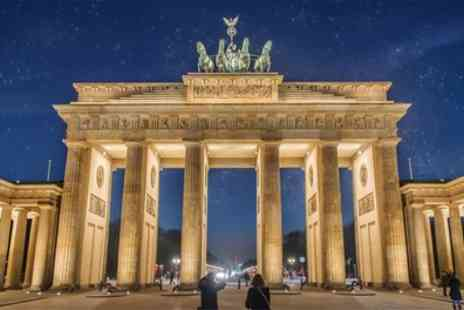 Crystal Travel - Two, Three or Four Nights Stay at 4 Star Hotel Berlin City West with Flights - Save 0%