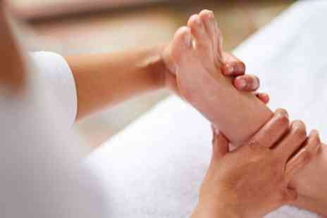 Aesthetics of Liverpool - Podiatry Consultation with Treatment and Optional Foot Massage - Save 81%