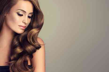The Signature Clinic - 16 inch half head hair extensions - Save 75%