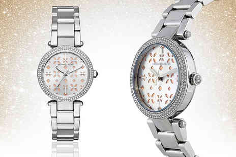 Class-Watches - Ladies Michael Kors MK6483 stainless steel watch - Save 43%