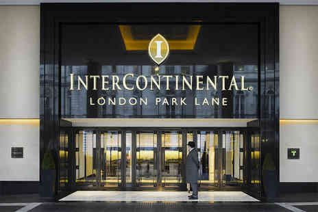 Hotel InterContinental - Steam temple experience for two people with a glass of champagne each - Save 56%