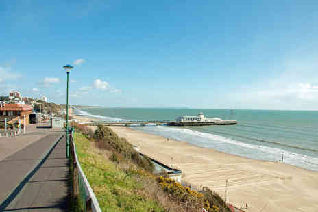 Durley Dean Hotel - One or two night Bournemouth break for two with breakfast, spa access and late checkout - Save 38%