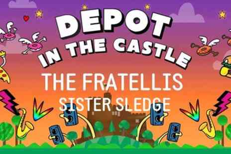Depot In The Castle 2018 - Ticket to Depot In The Castle 2018 on 2 June - Save 38%