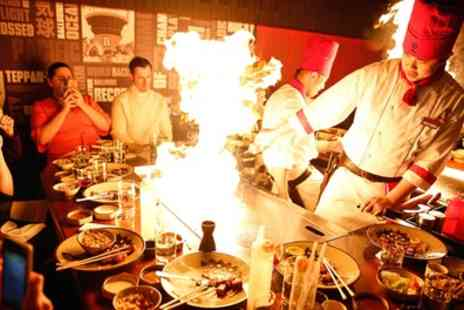 Benihana - Benihana Delight Dining Experience for Two - Save 50%