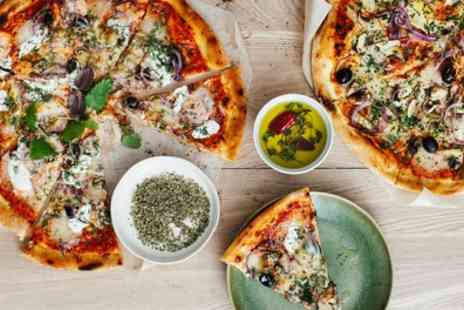 Cafe Sapori Italian Cafe Bar & Deli - Pizza and Pasta Meal for Two - Save 37%