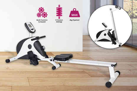 Games & Fitness - NS901 power tech foldable rowing machine or NS1201 model - Save 53%