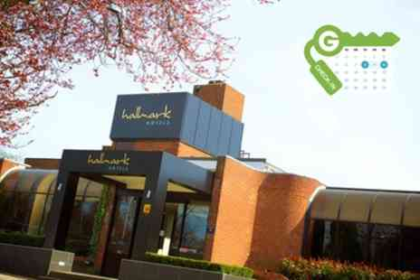 Hallmark Hotel Hull - Standard Room for 2 with Breakfast, Wine, Late Check Out, and Leisure Access - Save 0%