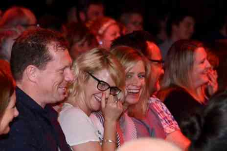 LOL Comedy Club - One ticket to see LOL Comedy Club on 11 May To 25 August - Save 38%