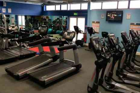 Longhill Sports Centre - Three Month Gym Membership with Fitness Classes - Save 56%