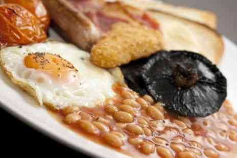 Ravelston House - Full Cooked Breakfast for Two or Four - Save 50%