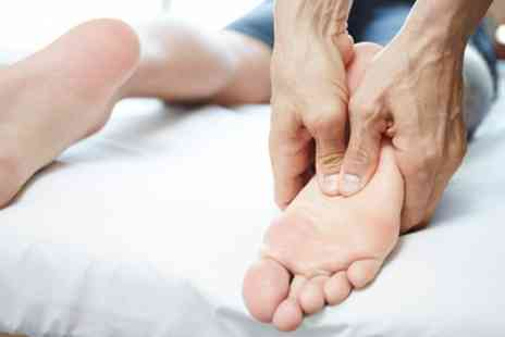 Elia Beauty - Holistic Hand or Foot Exfoliation and Massage Treatment or Both - Save 60%