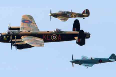 Mapledurham At War - Ticket to Mapledurham at War on 16 to 17 June - Save 50%
