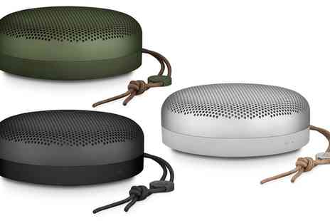 Groupon Goods Global GmbH - Bang and Olufsen Beoplay A1 Bluetooth Speaker - Save 0%