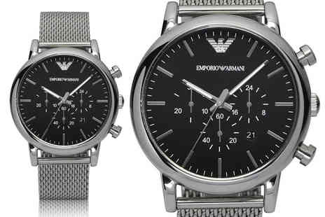 Mimo Deals - Emporio Armani AR1808 watch - Save 56%
