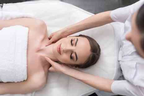 Lady Beauty Studio - Choice of Massage with Option for Facial - Save 40%