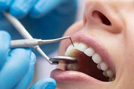 Smile More Solihull - Dental Examination with Scale and Polish - Save 83%
