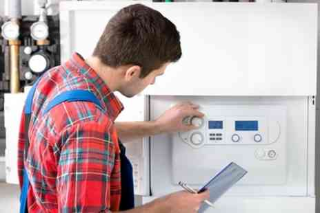 Gmac Plumbing And Gas Services - Gas Boiler Service and Gas Check - Save 60%
