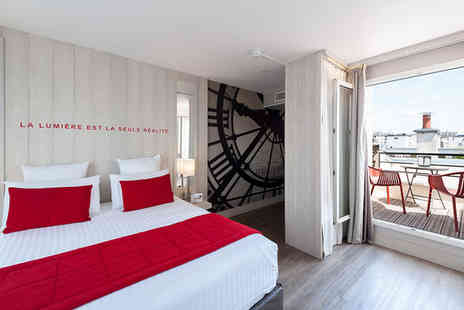 Golden Tulip Gare de Lyon - Four Star Fantastic Central Location in the City of Light Stay For Two - Save 74%