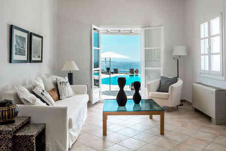 Capo Di Mykonos - Brand New Boutique Stay in Quiet Agios Ioannis - Save 52%