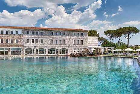 Terme Di Saturnia Spa & Golf Resort - Five Star Spa Escape in the Heart of a Thermal Spring - Save 62%