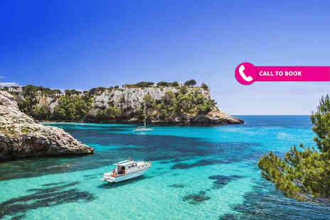 Jetline Holidays - Seven night self catered apartment stay with return flights - Save 49%