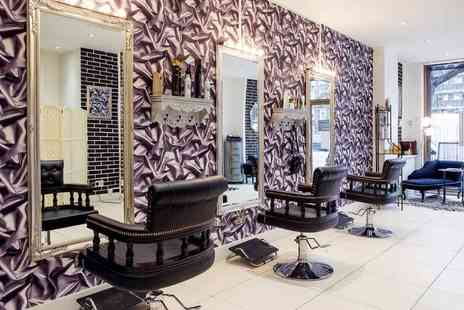 Salon Zone Boutique - Wash, cut and blow dry - Save 55%