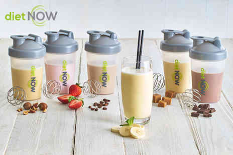 Diet Chef - Two, four or six week meal replacement shake bundle - Save 58%