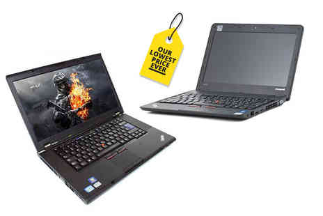 IT Trade Services - 11.6 inch 320GB Lenovo Thinkpad X121E gaming laptop - Save 79%