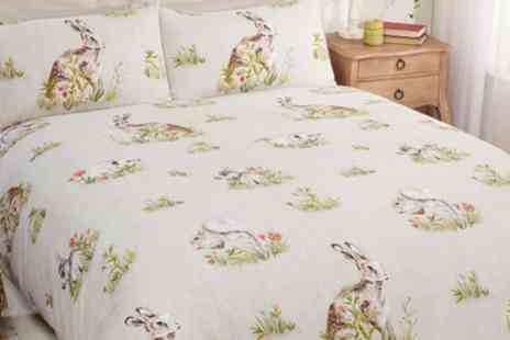 Groupon Goods Global GmbH - Rapport Home Country Bumpkins Duvet Set - Save 73%