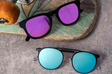 Groupon Goods Global GmbH - Sixty One Avalon or Twinbow Sunglasses - Save 80%