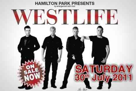 Keepmoat Stadium - Standing Ticket For Westlife Live - Save 50%